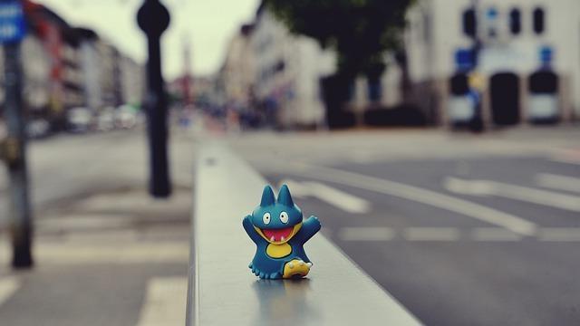 pokemon, city, modern